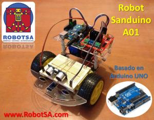 Robot Sanduino A01
