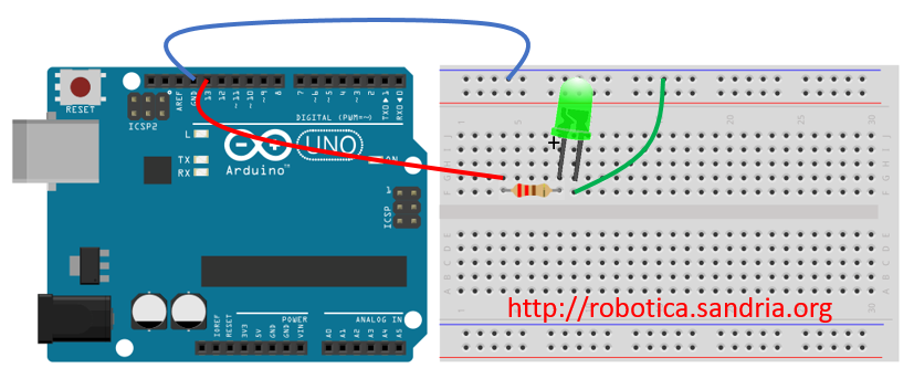 arduino-blink-demo